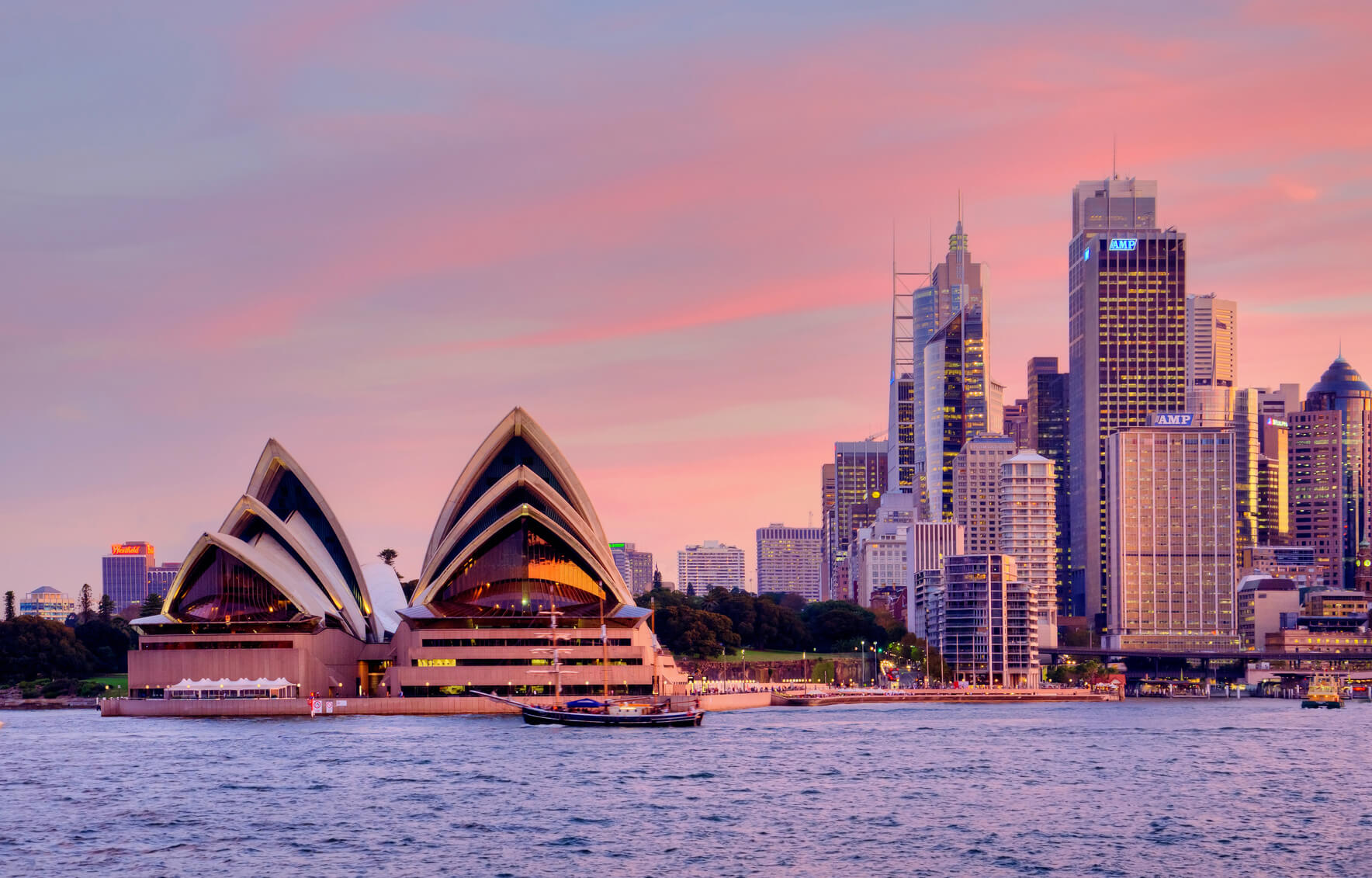 New York to Sydney, Australia for only $775 roundtrip (Nov-Feb dates)