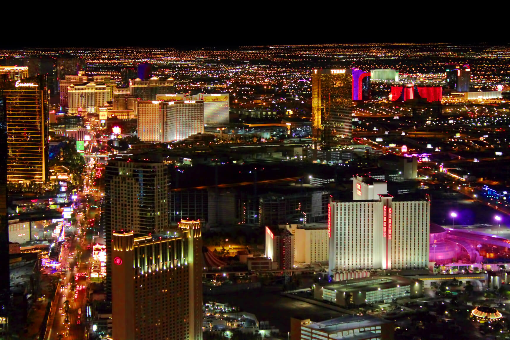 Los Angeles to Las Vegas (& vice versa) for only $58 roundtrip