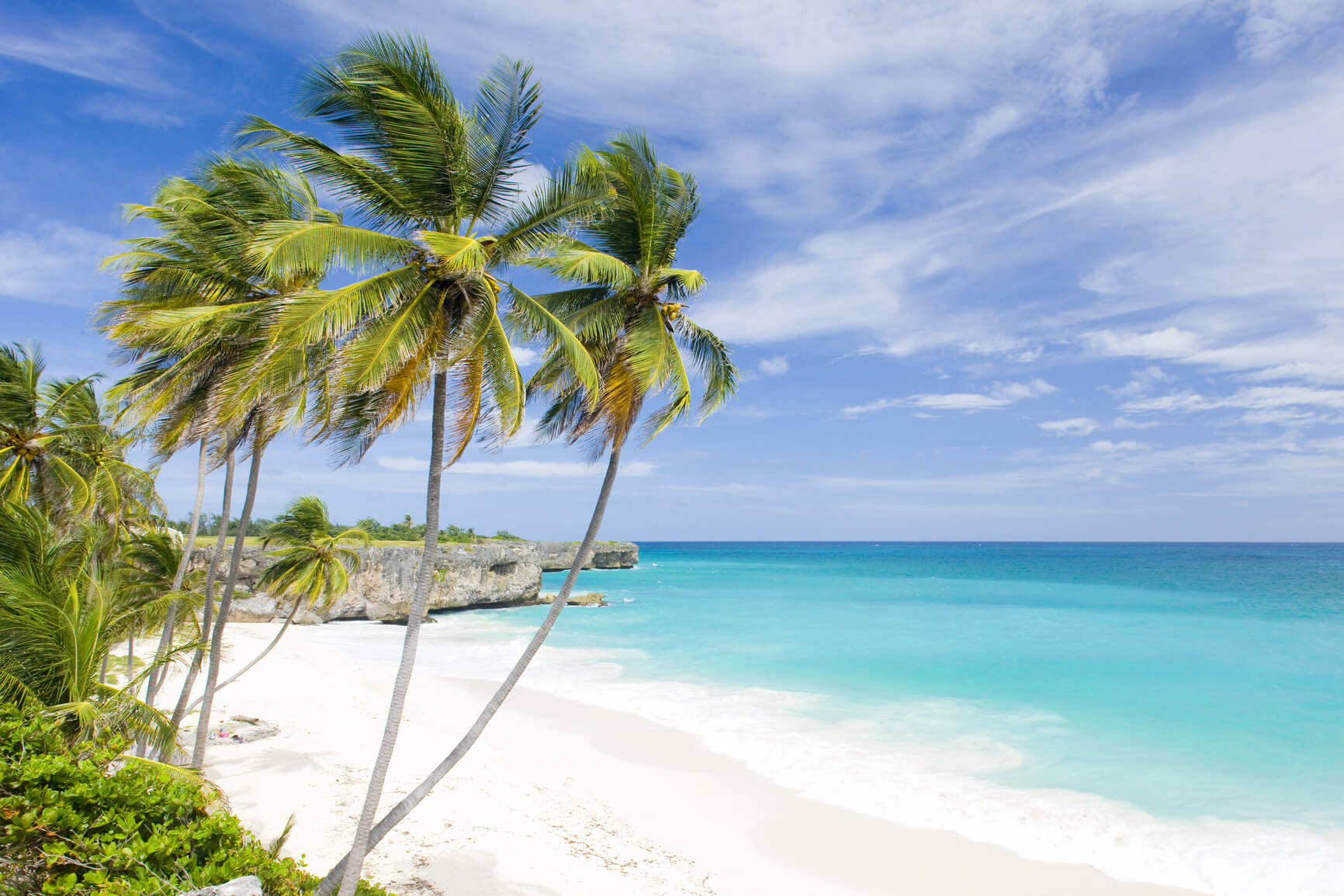 Manchester, UK to Barbados or Antigua from only £279 roundtrip