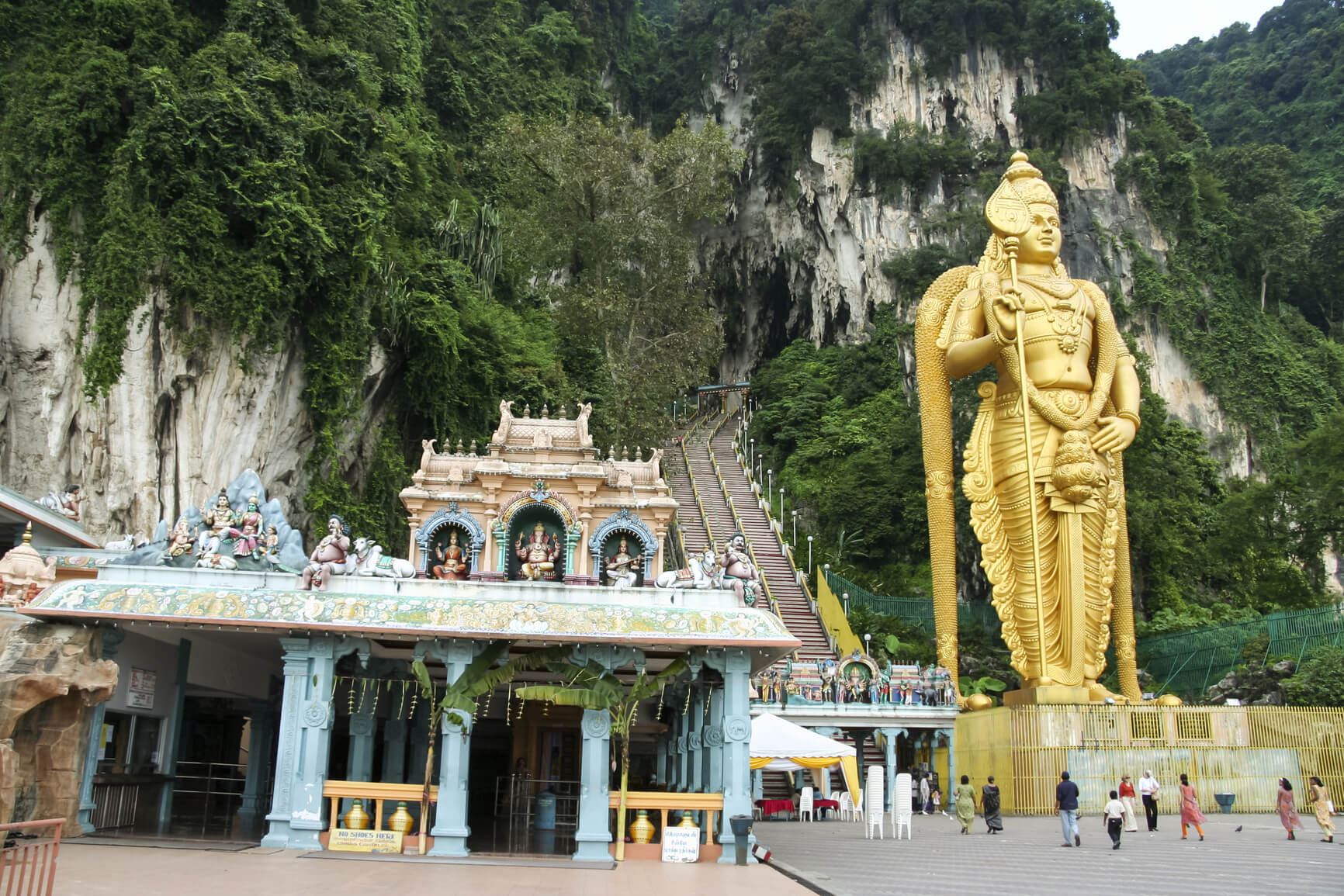 New York to Kuala Lumpur, Malaysia for only $491 roundtrip