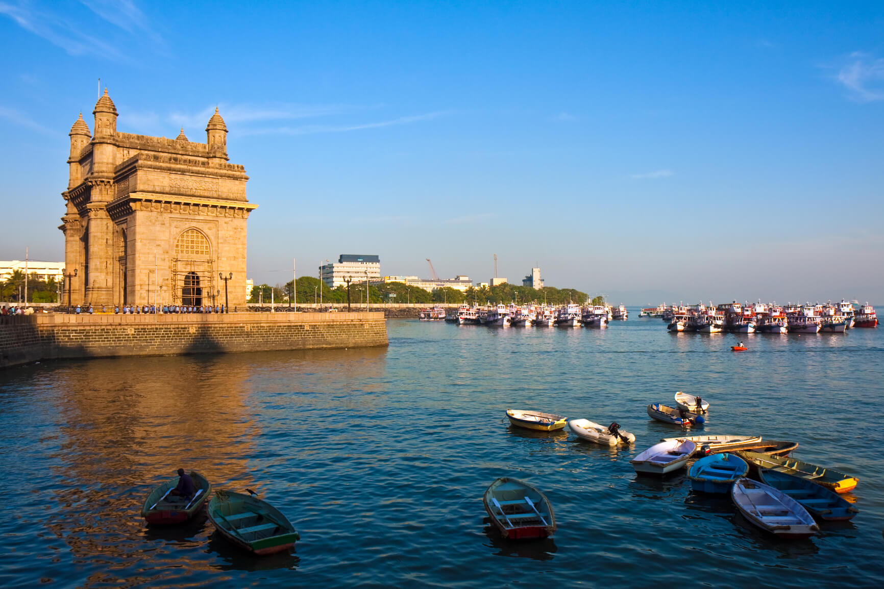 Zurich, Switzerland to Mumbai, India for only €339 roundtrip