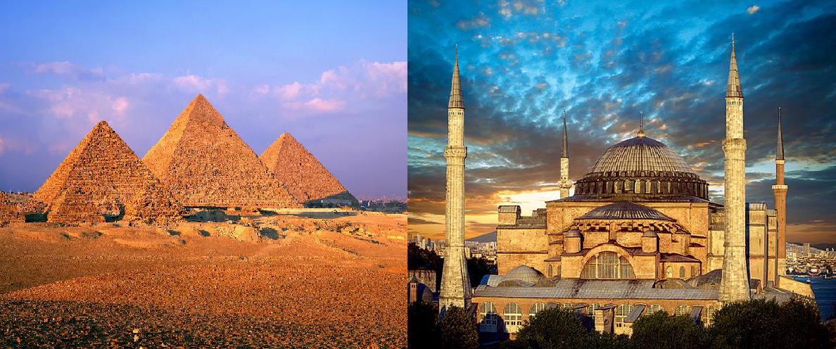 Cheap Flights from Boston to Cairo & Istanbul $556 Return