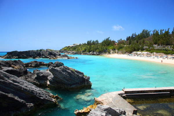 Non-stop from New York to Bermuda for only $64 one-way (or $235 roundtrip)
