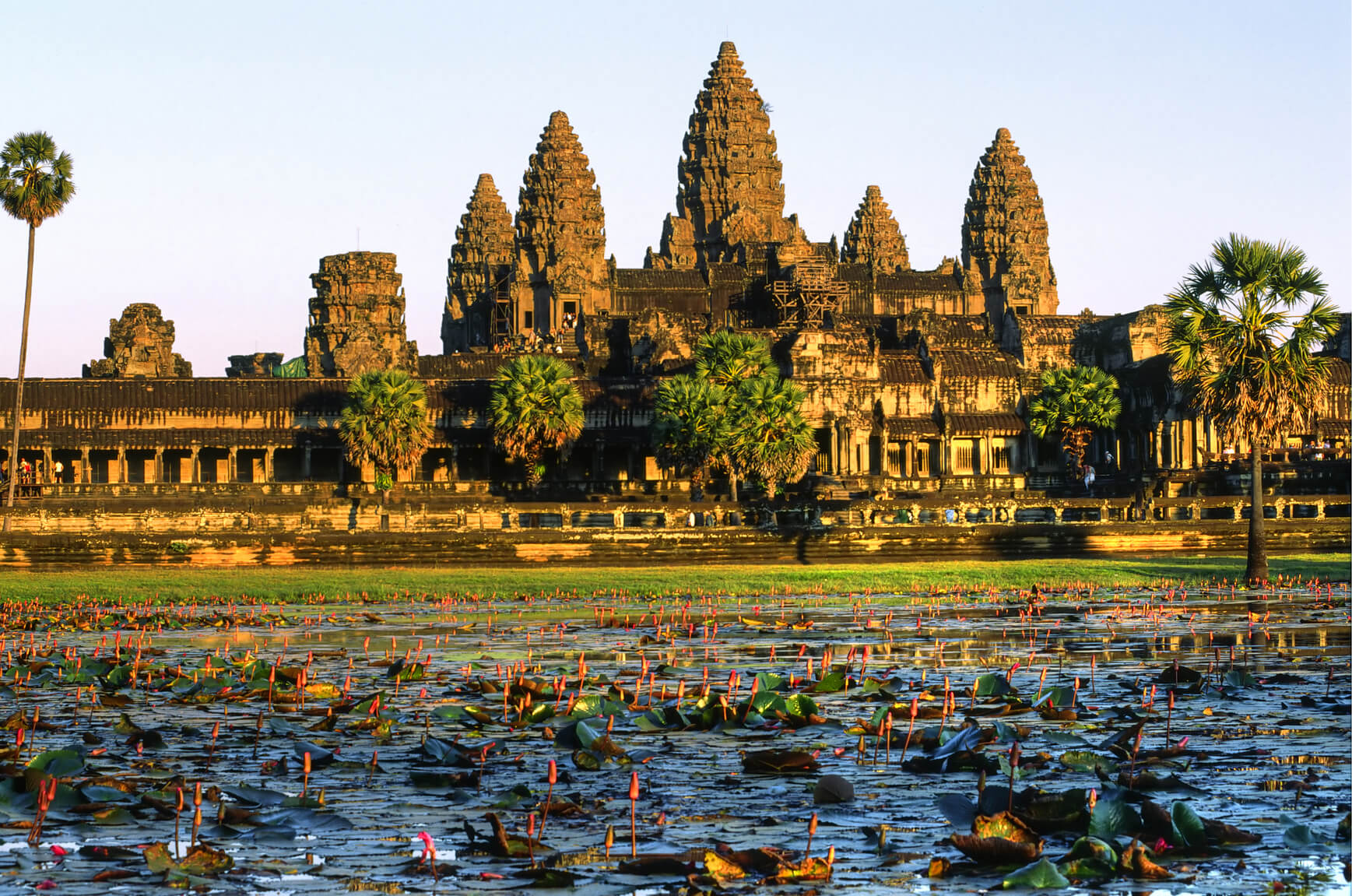 Vancouver, Canada to Phnom Penh, Cambodia for only $535 CAD roundtrip