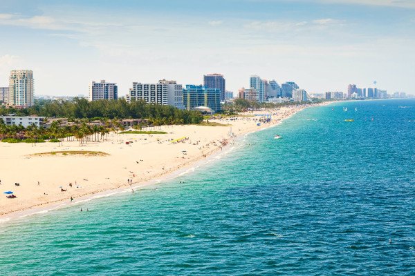 SUMMER: Non-stop from Chicago to Fort Lauderdale (& vice versa) for only $134 roundtrip