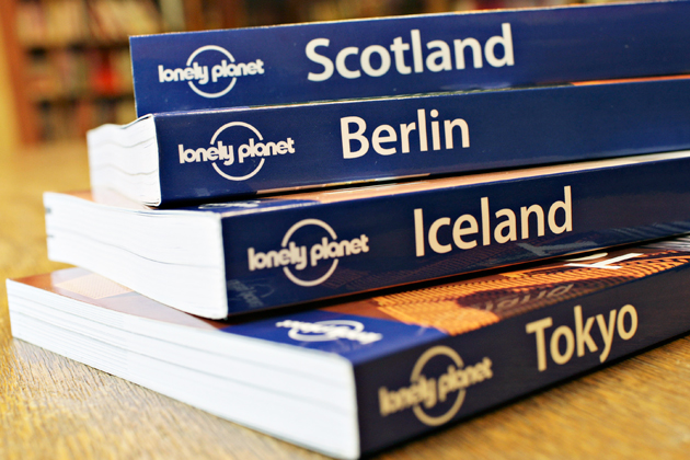 **EXPIRED** PROMO: Buy 1 get 1 free on all Lonely Planet print & eBook titles