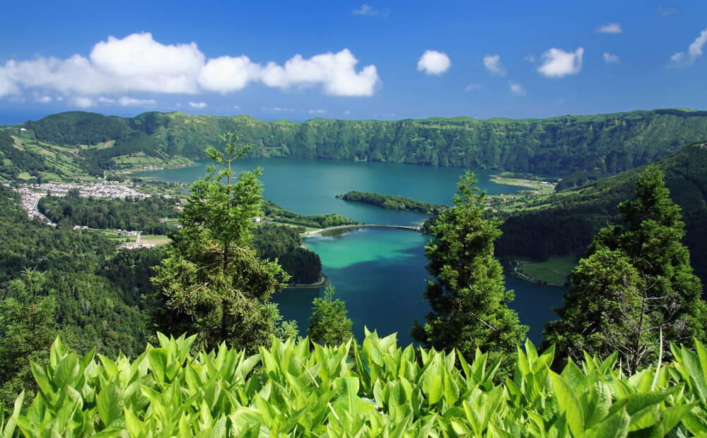 Brussels, Belgium to the Azores for only €99 roundtrip