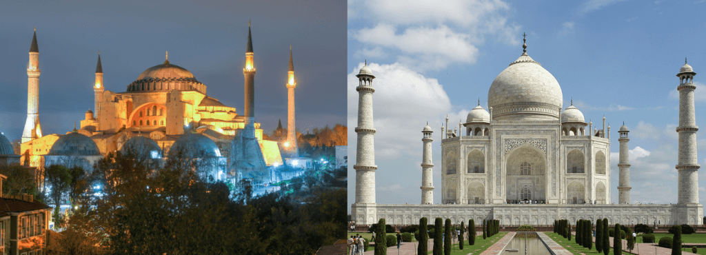 Flight deals from London to Istanbul and spend a few days there. Then fly on to Mumbai to begin your Indian adventure. Once you have finished travelling your way through the country, fly back from New Delhi to London. All this | Secret Flying