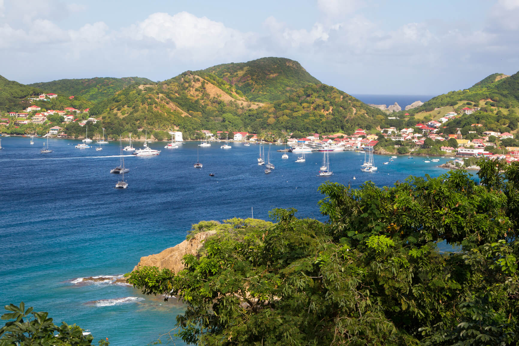 Non-stop from Brussels, Belgium to Martinique or Guadeloupe for only €373 roundtrip