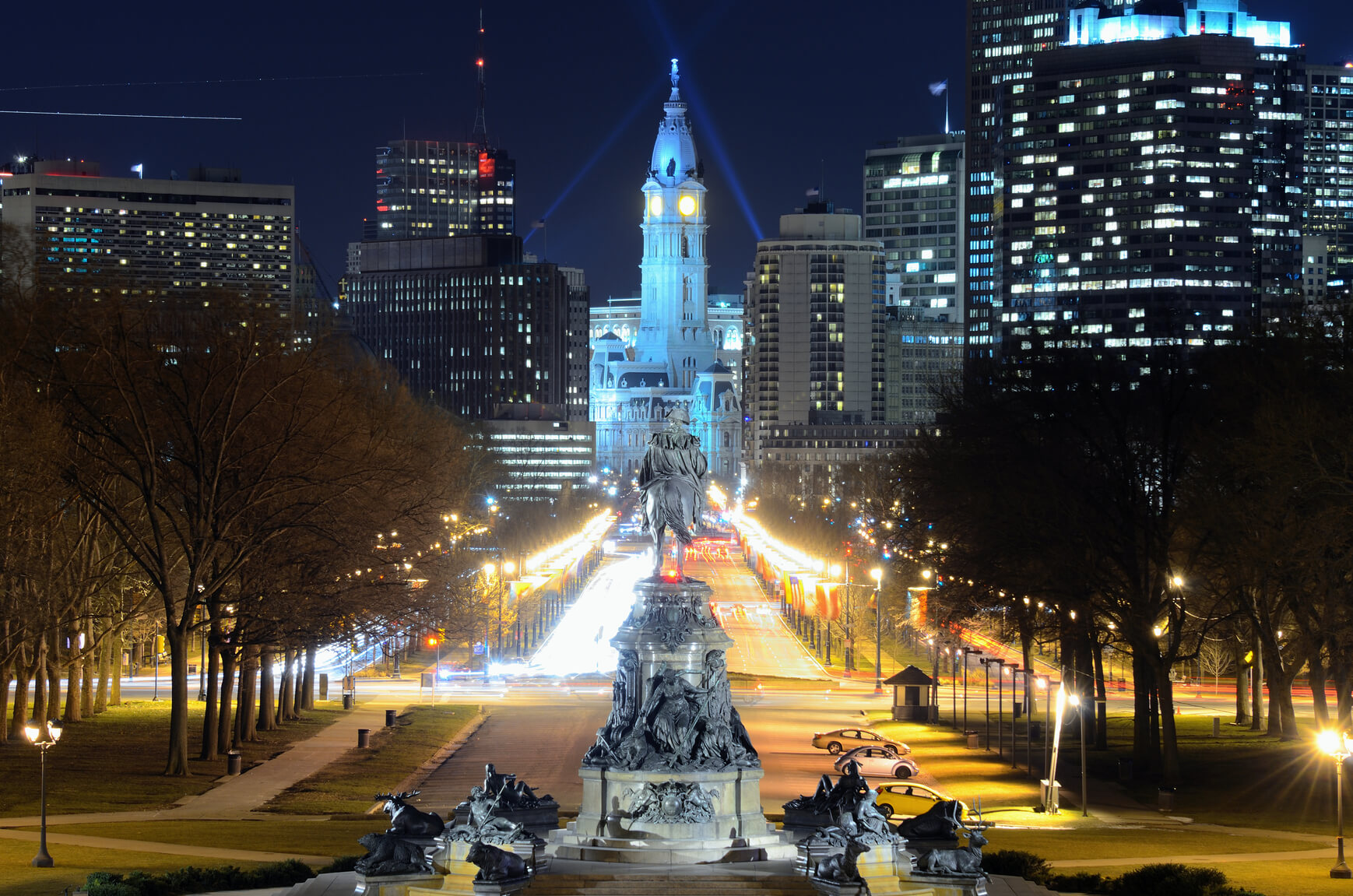 Mexico City, Mexico to Philadelphia, USA for only $292 USD roundtrip