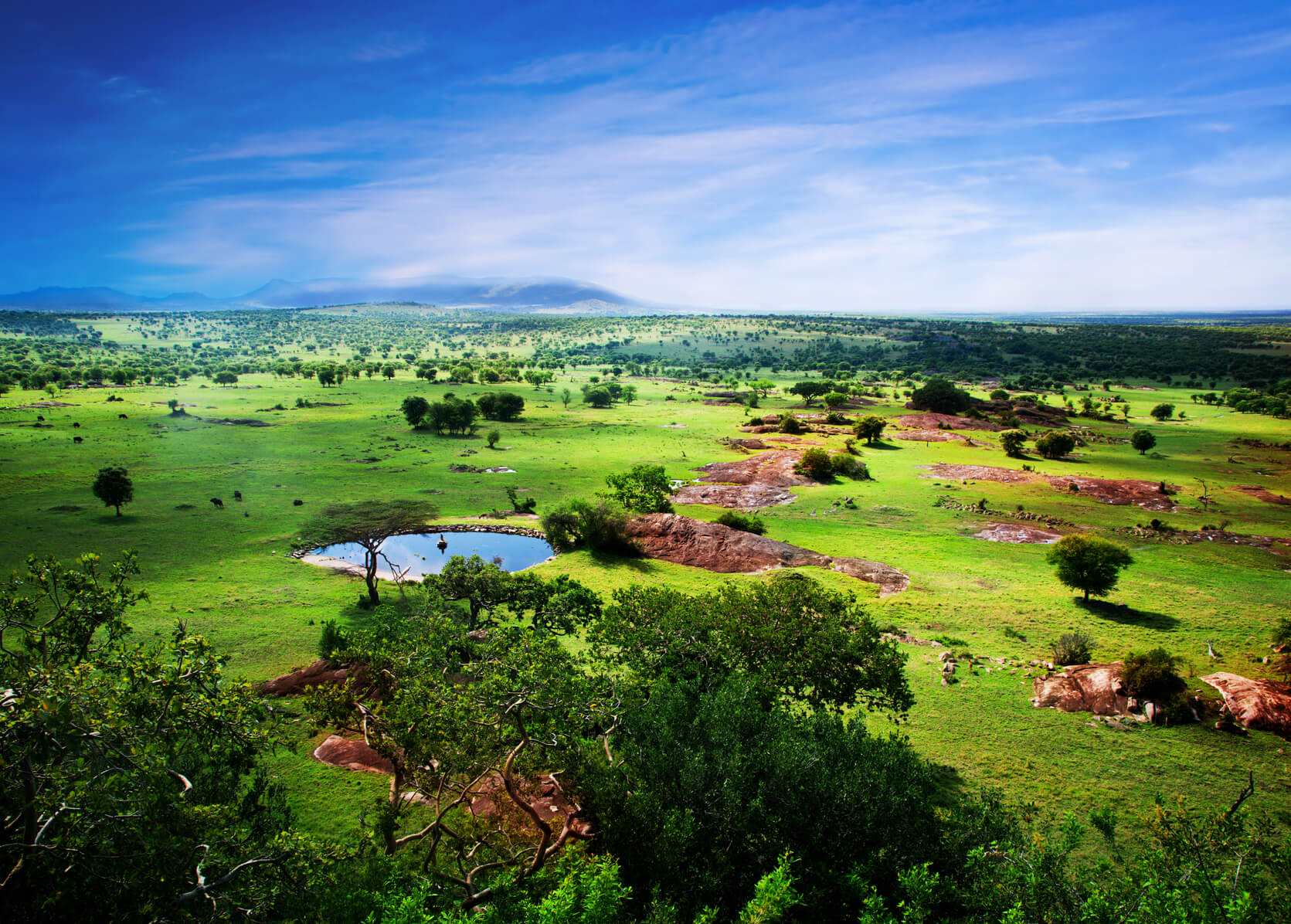 Vancouver, Canada to Tanzania for only $968 CAD roundtrip