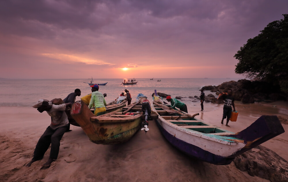 San Francisco to Accra, Ghana for only $690 roundtrip (Sep-Dec dates)