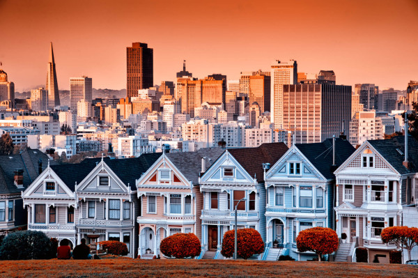 Non-stop from Guadalajara, Mexico to San Francisco, USA for only $256 USD roundtrip