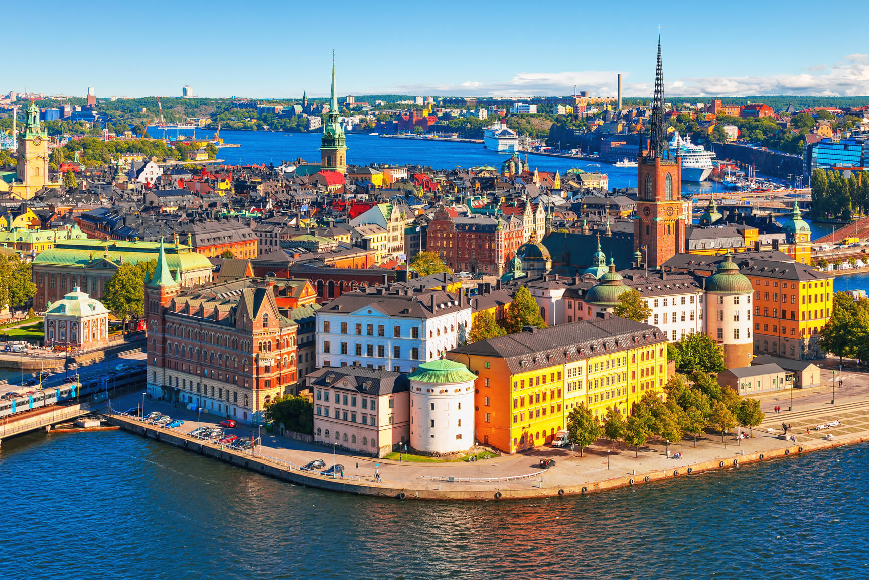 Los Angeles to Stockholm, Sweden for only $355 roundtrip