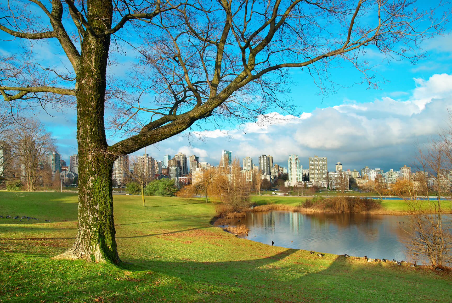 Paris, France to Vancouver, Canada for only €354 roundtrip