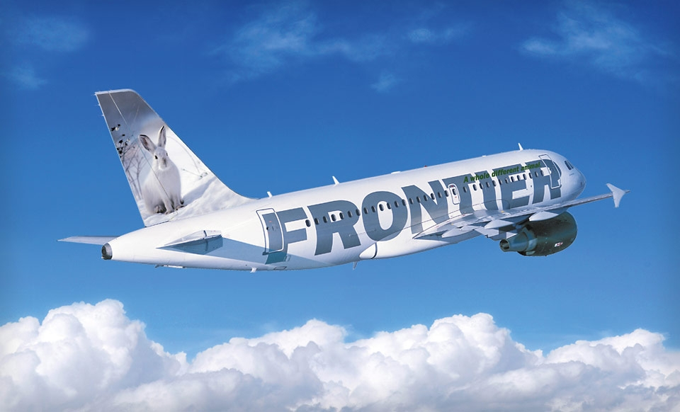 FLASH SALE: $14 flights across the USA with Frontier Airlines