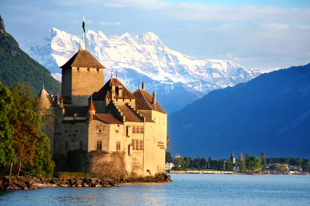 Cape Town, South Africa to Geneva, Switzerland for only $494 USD roundtrip
