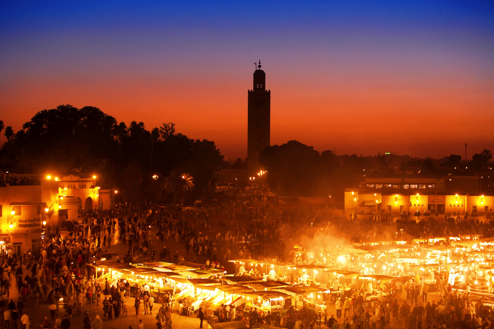 Orlando, Florida to Marrakesh, Morocco for only $545 roundtrip (Jan-Feb dates)
