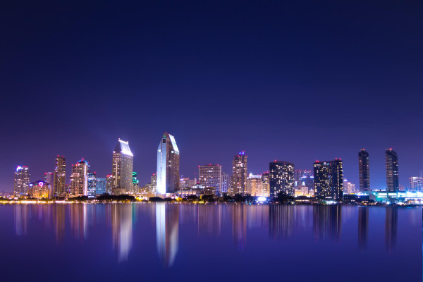 Geneva or Zurich, Switzerland to San Diego, USA from only €300 roundtrip