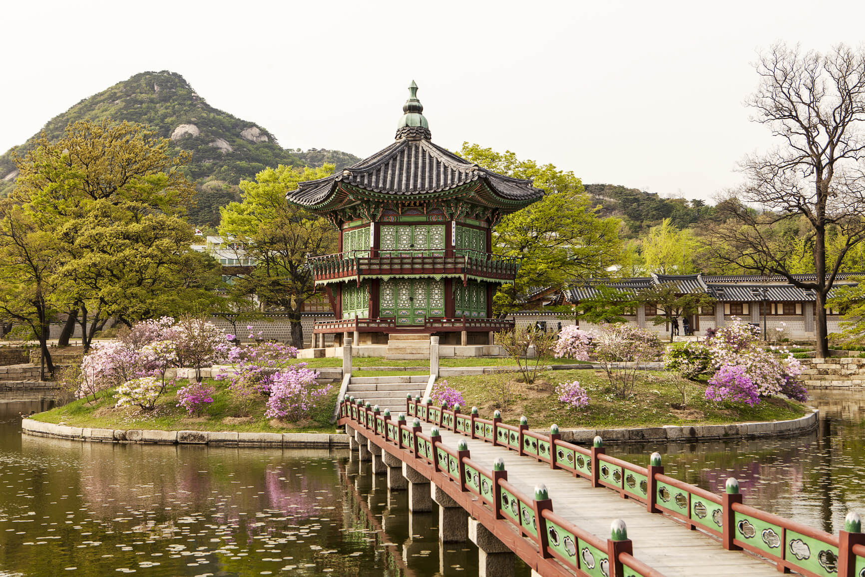 Seattle to Seoul, South Korea for only $399 roundtrip