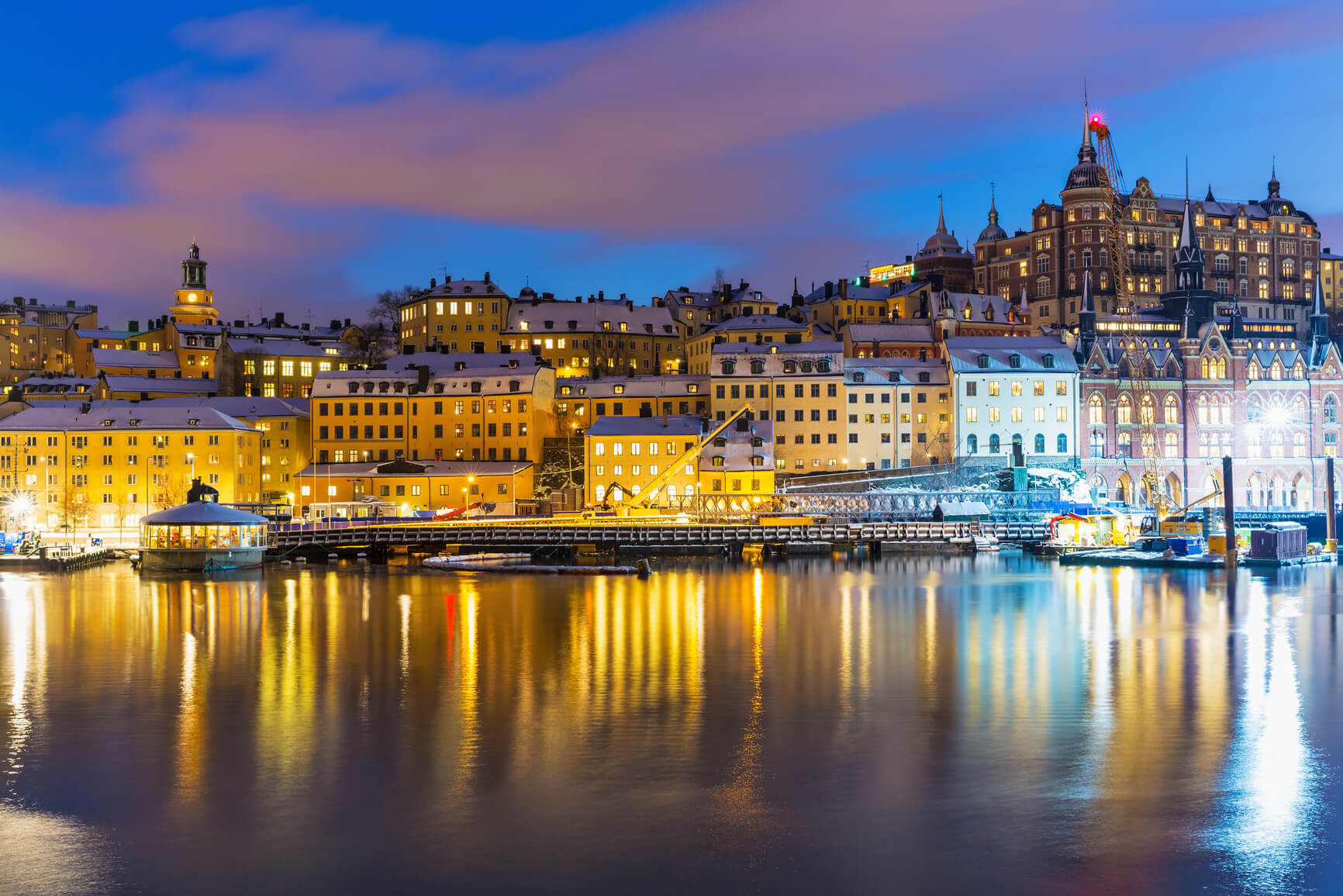 **EXPIRED** ERROR FARE: WASHINGTON DC TO STOCKHOLM, SWEDEN FOR ONLY $234 ROUNDTRIP