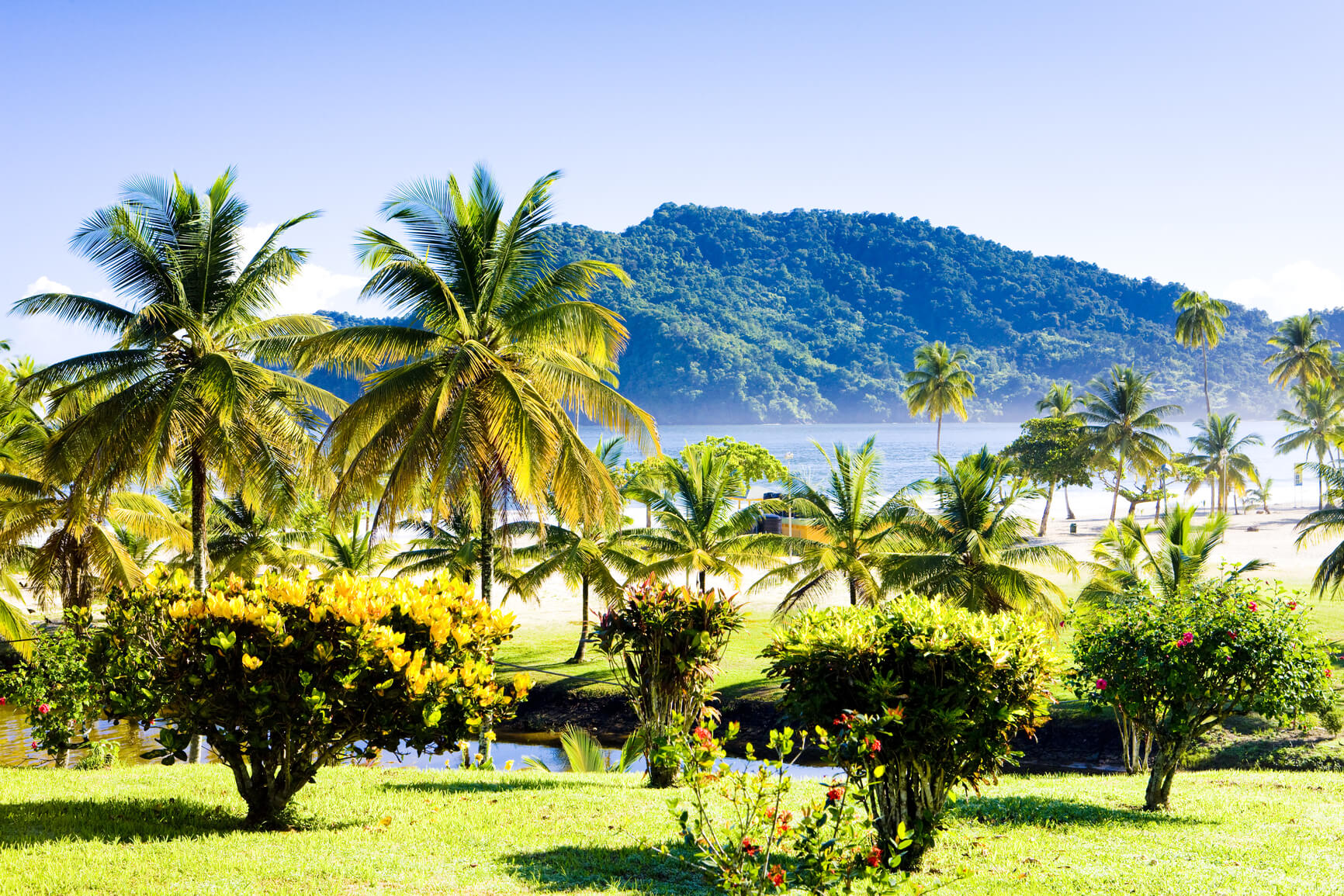 London, UK to Trinidad for only £376 roundtrip