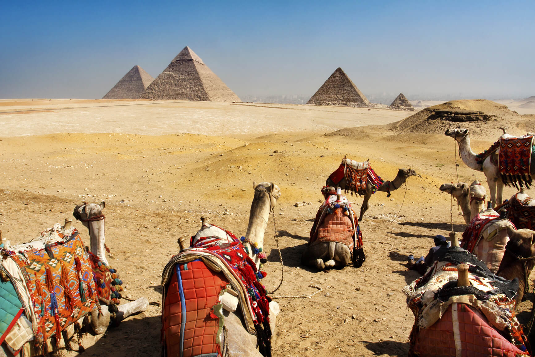 Non-stop from New York to Cairo, Egypt for only $548 roundtrip