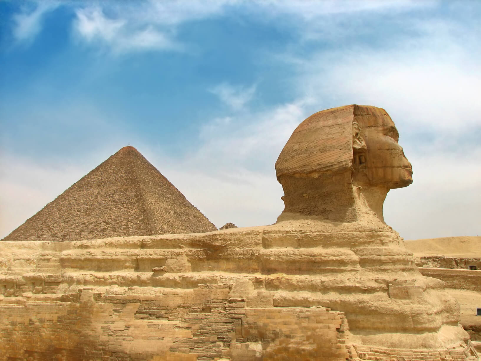 Non-stop from Kiev, Ukraine to Cairo, Egypt for only €33 one-way