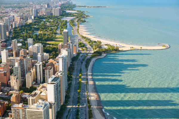 Scandinavian cities to Chicago, USA from only €269 roundtrip