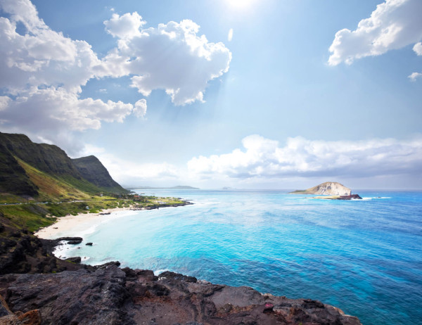 Los Angeles to Hawaii for only $466 roundtrip