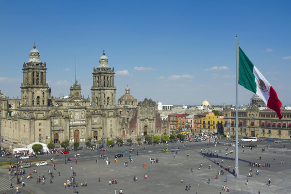 Charlotte, North Carolina to Mexico City, Mexico for only $226 roundtrip