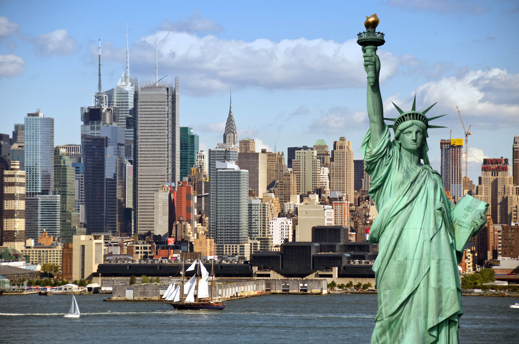 Luxembourg to New York, USA for only €229 roundtrip (Oct-May dates)