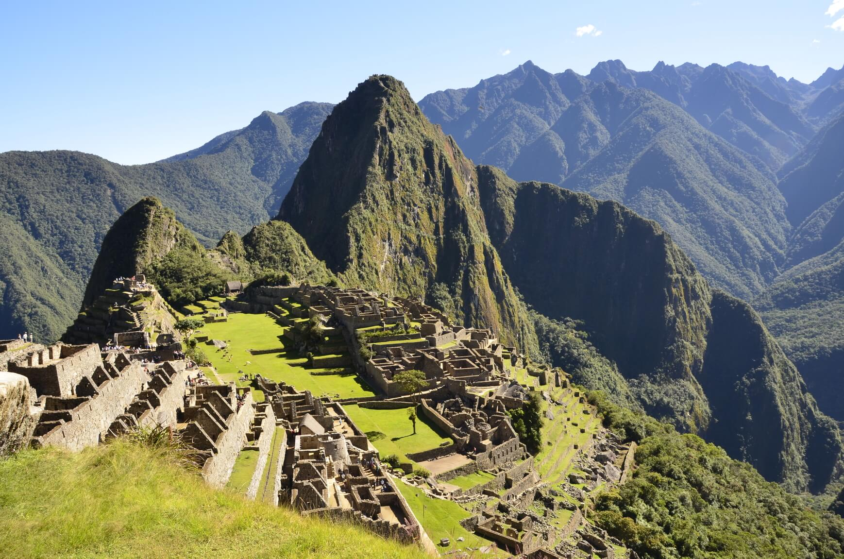 Los Angeles to Cusco, Peru for only $481 roundtrip