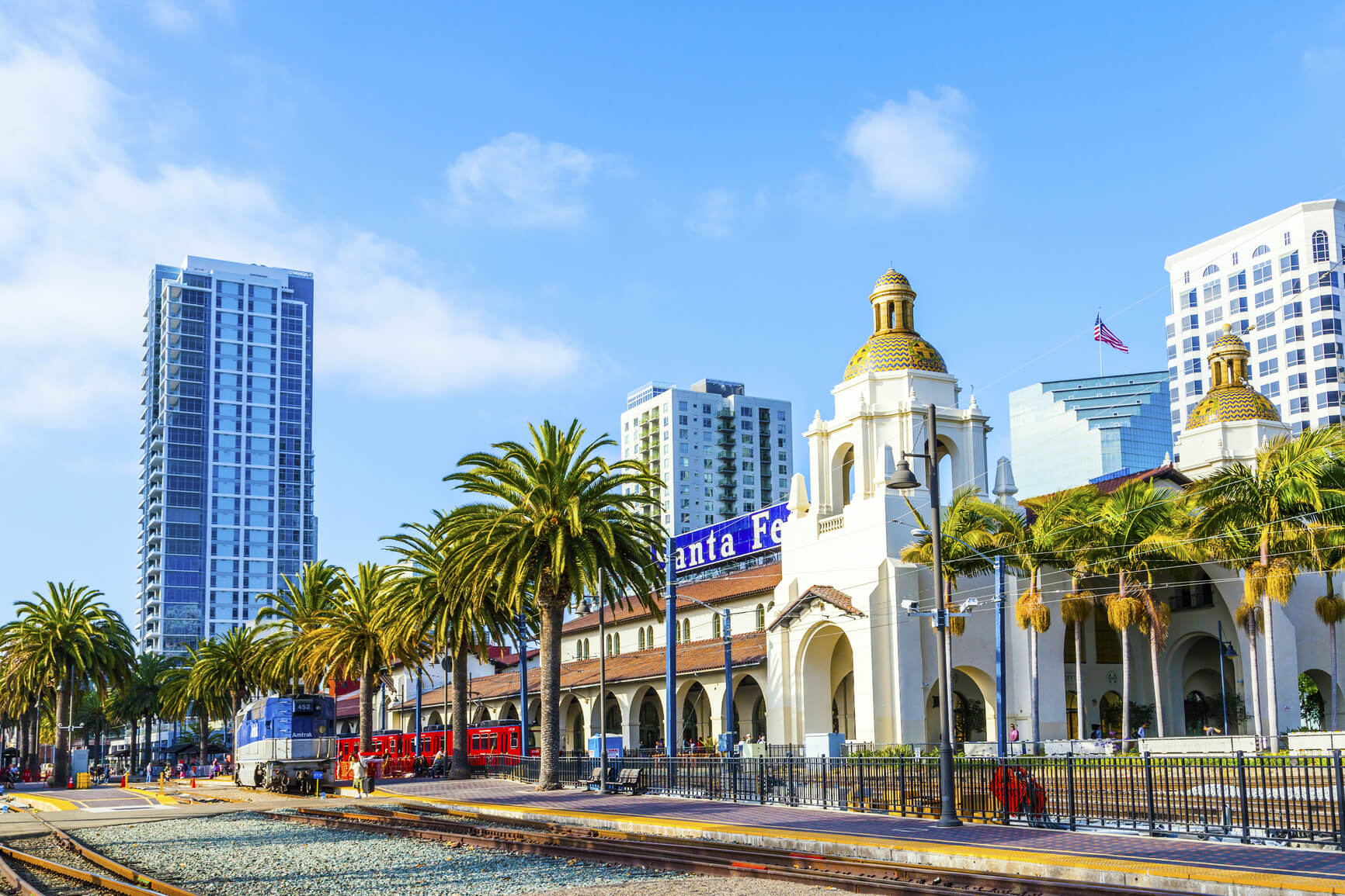 Fort Lauderdale to San Diego (& vice versa) for only $157 roundtrip (Nov-Mar dates)