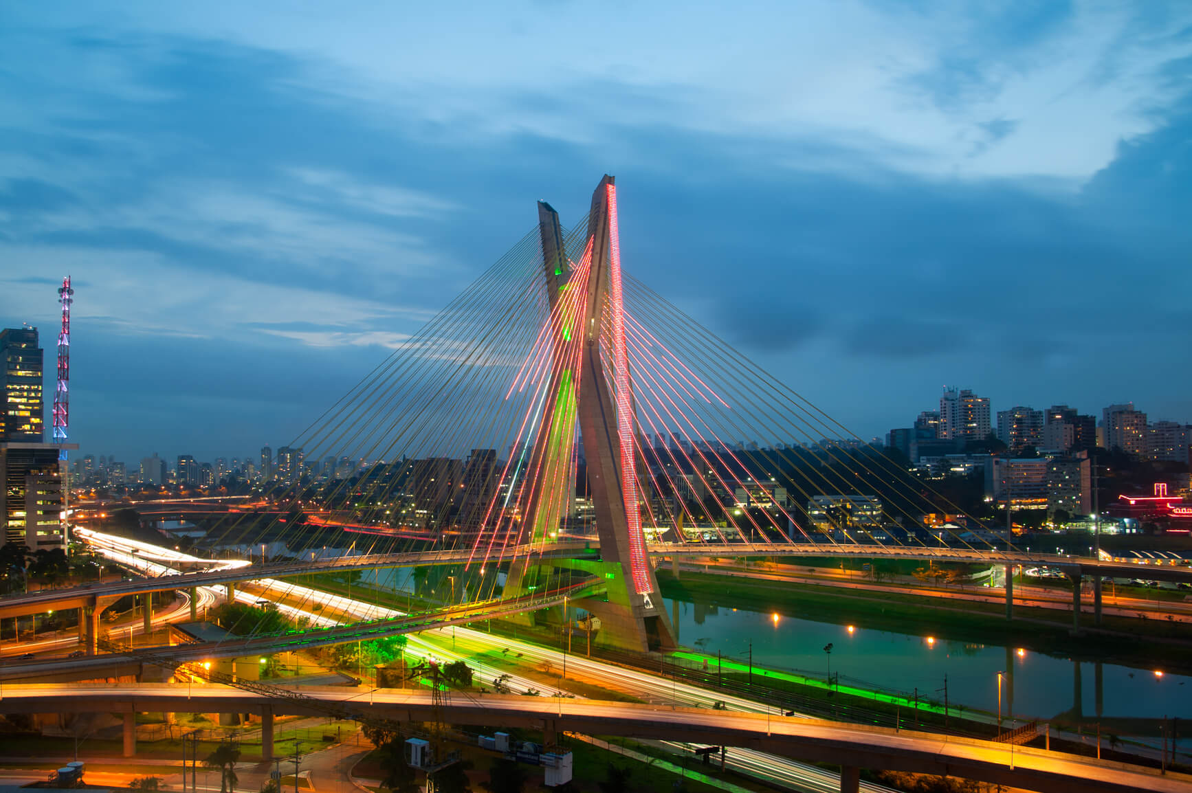 Chicago to Sao Paulo, Brazil for only $471 roundtrip (Jan-Jun dates)