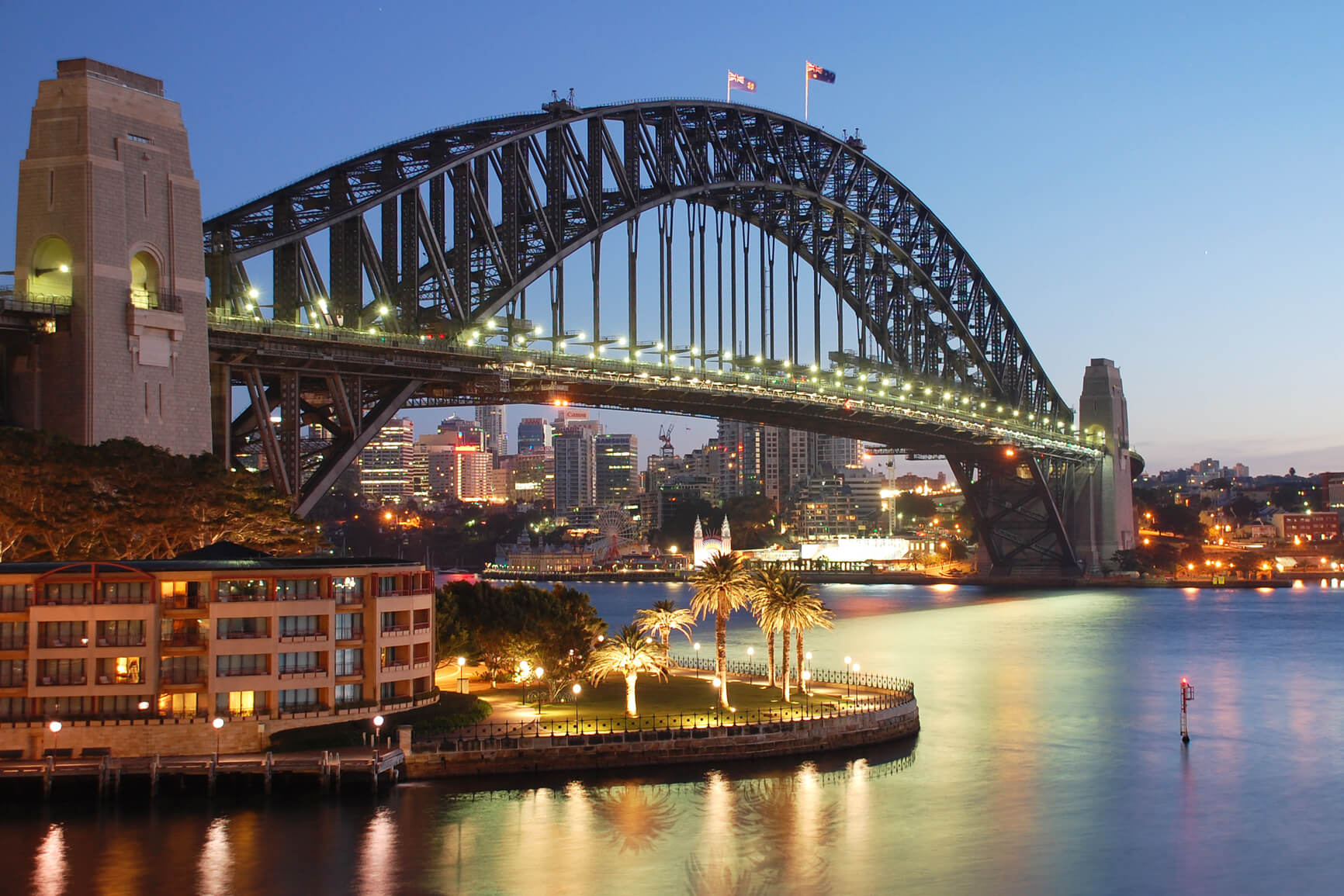 New York to Sydney, Australia for only $780 roundtrip