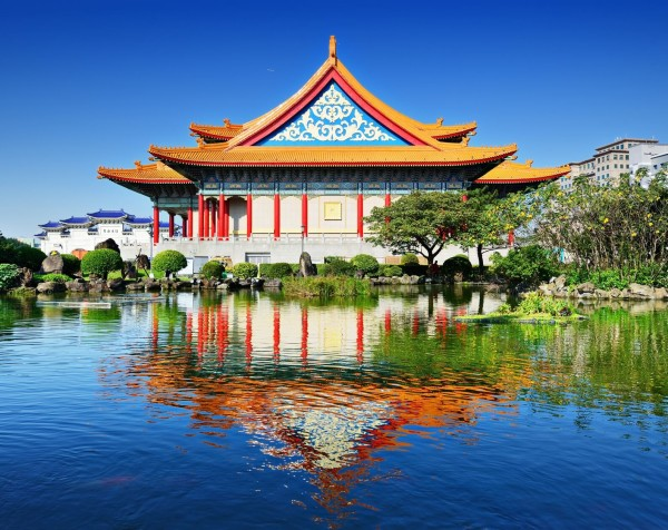 Montreal, Canada to Taipei, Taiwan for only $668 CAD roundtrip
