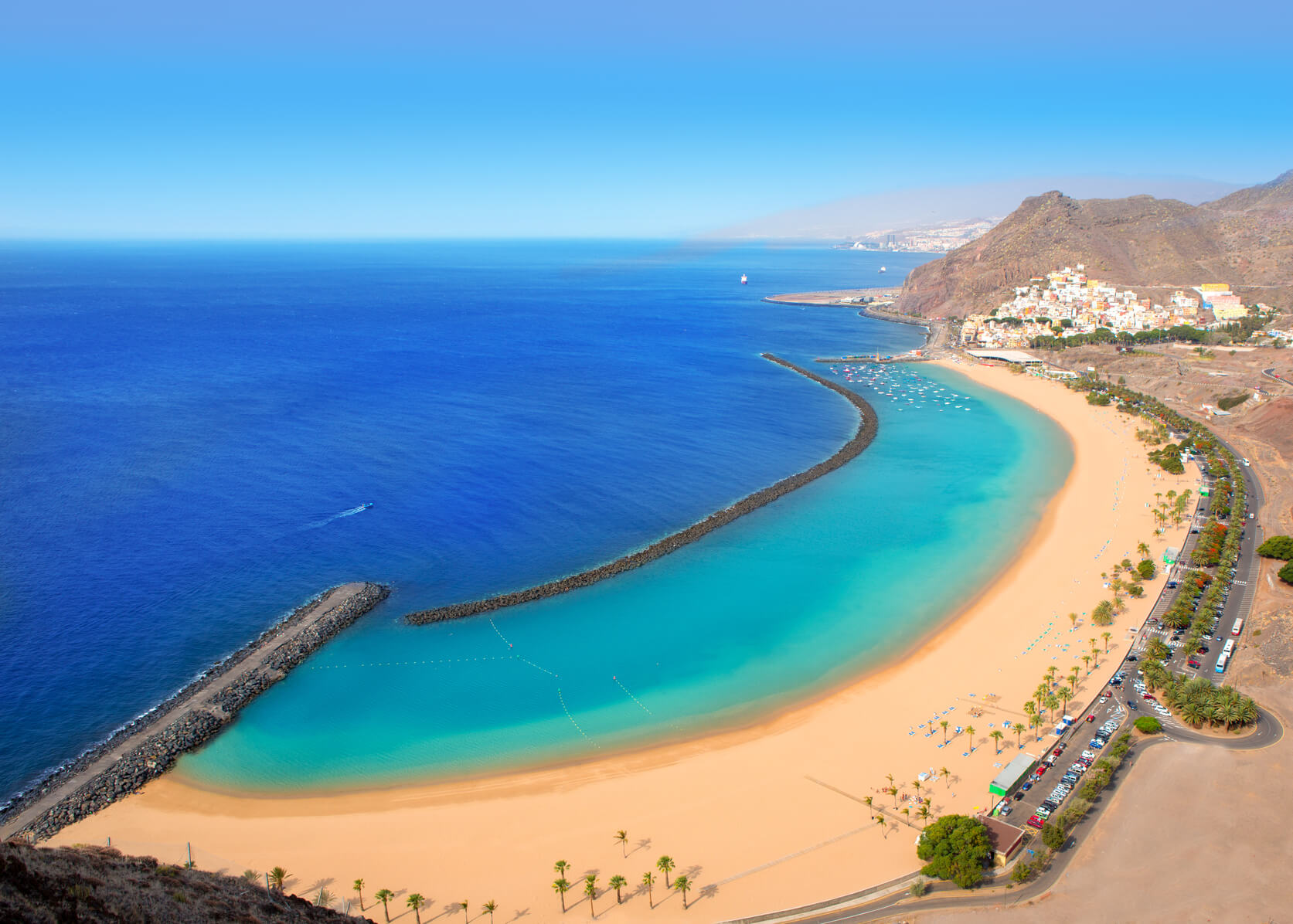 Miami to the Canary Islands for only $374 roundtrip