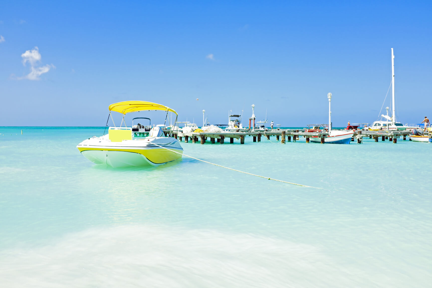 SUMMER: Miami to Aruba for only $183 roundtrip (Jul-Oct dates)