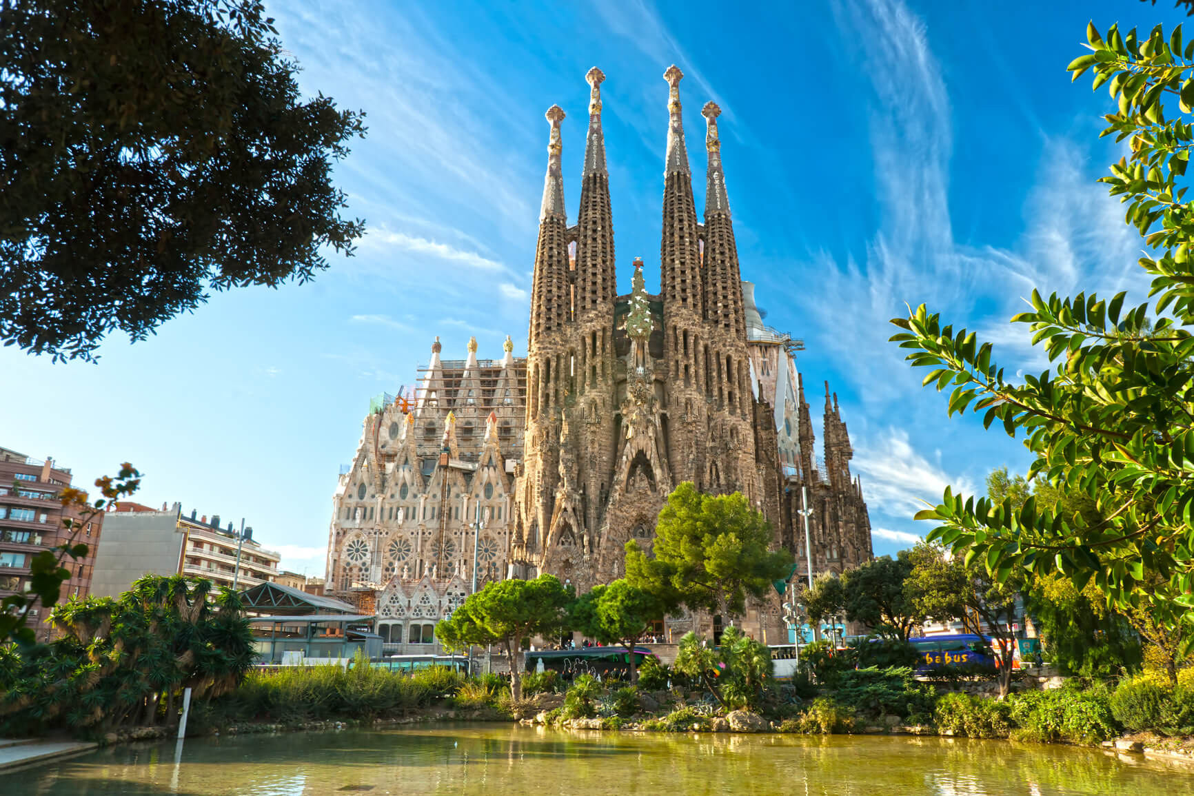 Philadelphia to Barcelona, Spain for only $377 roundtrip