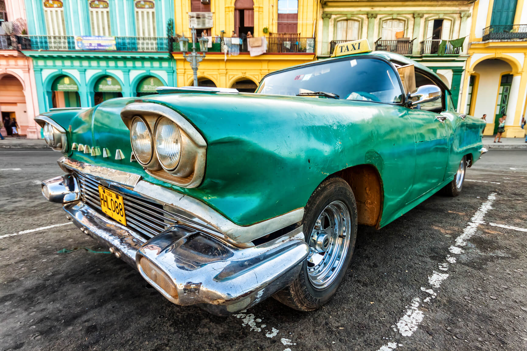 SUMMER: Los Angeles to Havana, Cuba for only $211 roundtrip (Feb-Aug dates)