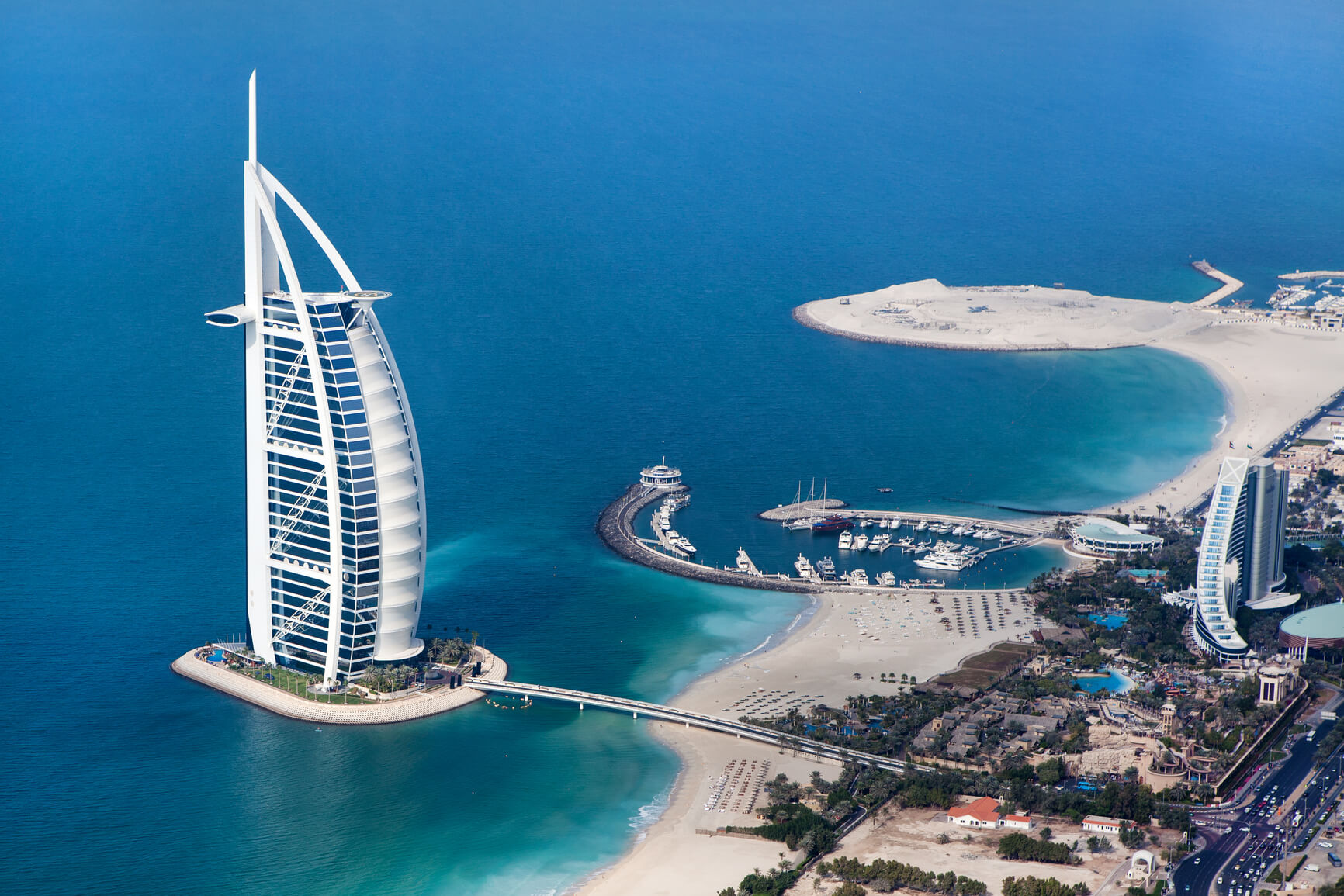 San Francisco to Dubai, UAE for only $655 roundtrip
