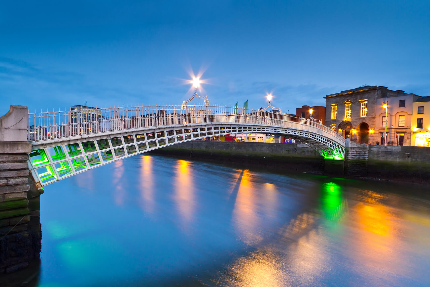 **EXPIRED** ERROR FARE: Non-stop from Toronto, Canada to Dublin, Ireland for only $287 CAD roundtrip