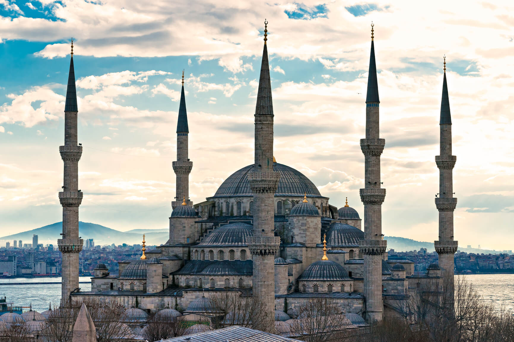 Many European cities to Istanbul, Turkey from only €66 roundtrip