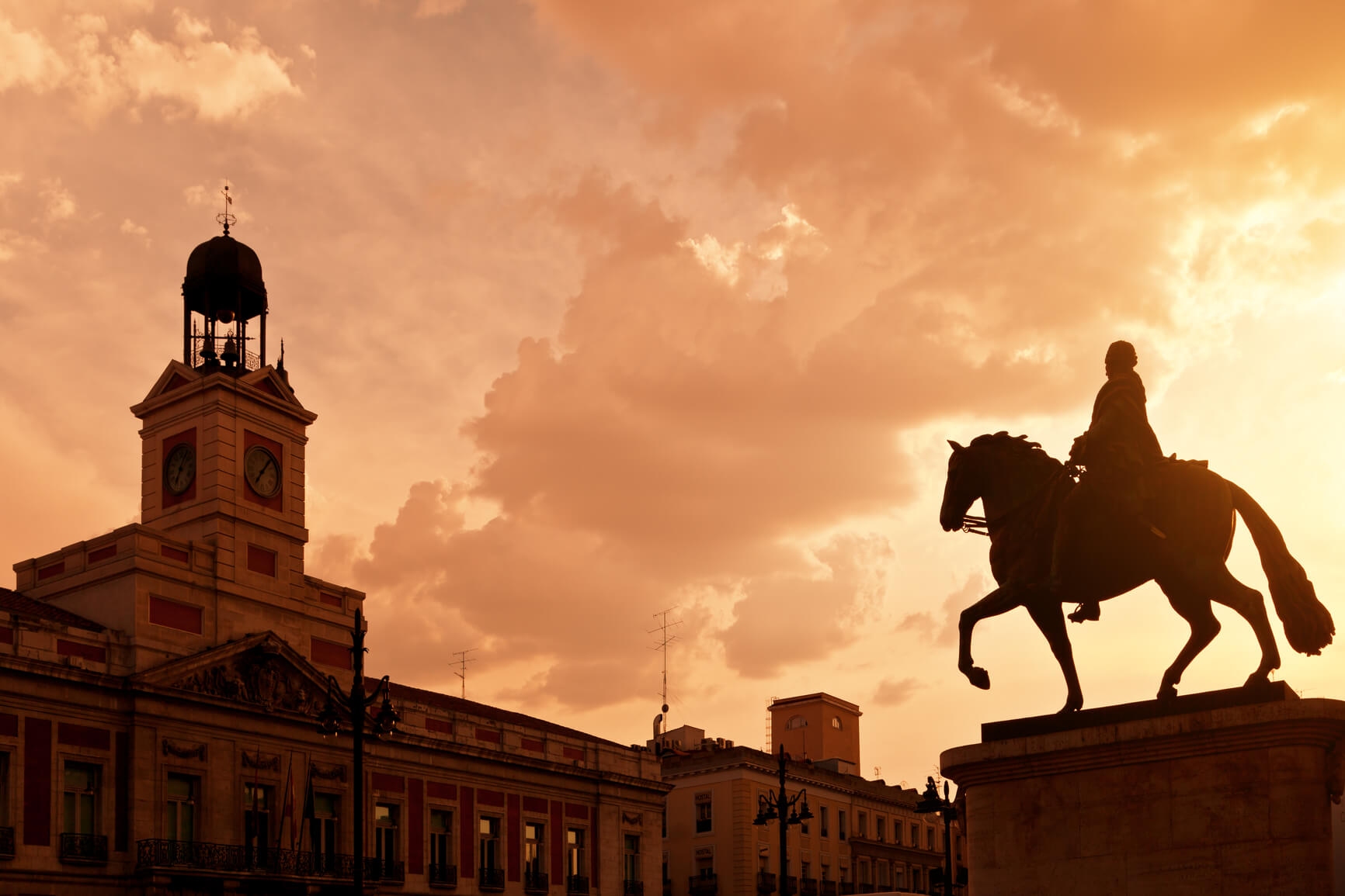 San Francisco to Madrid, Spain for only $380 roundtrip