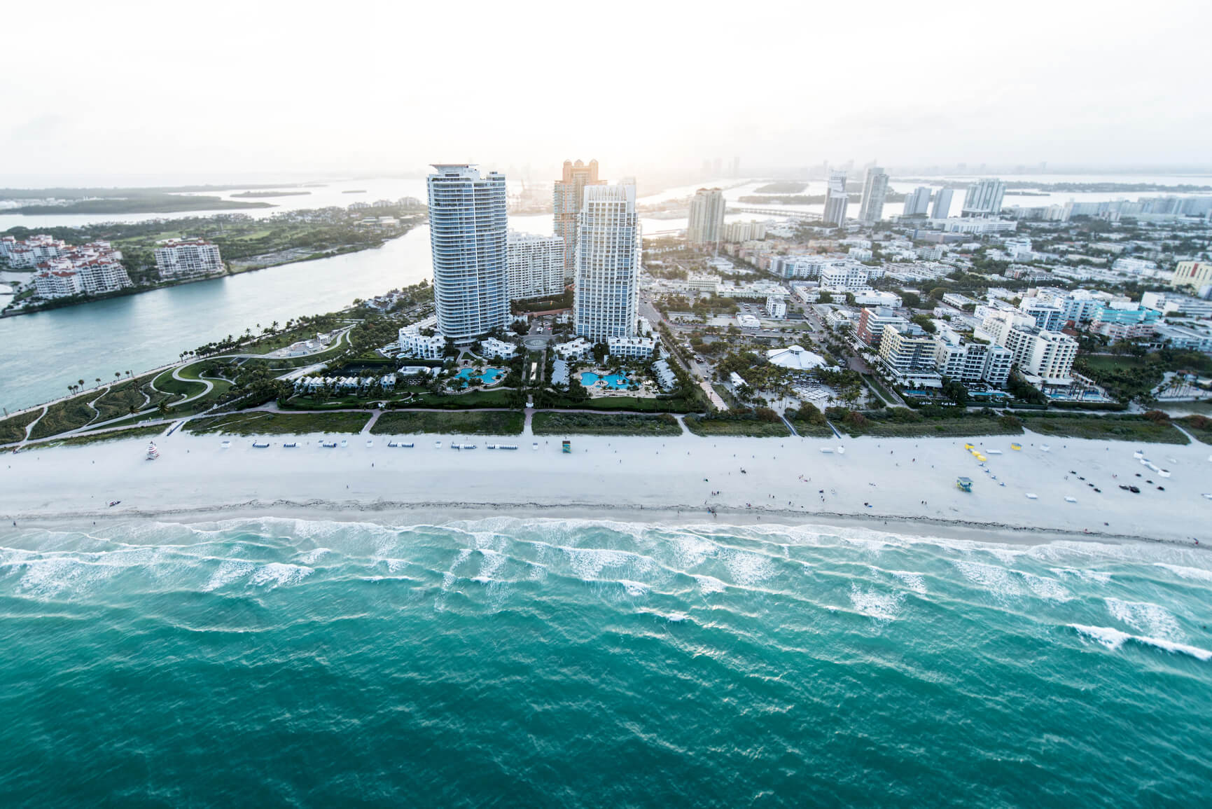 Oslo, Norway to Miami, USA for only €206 roundtrip