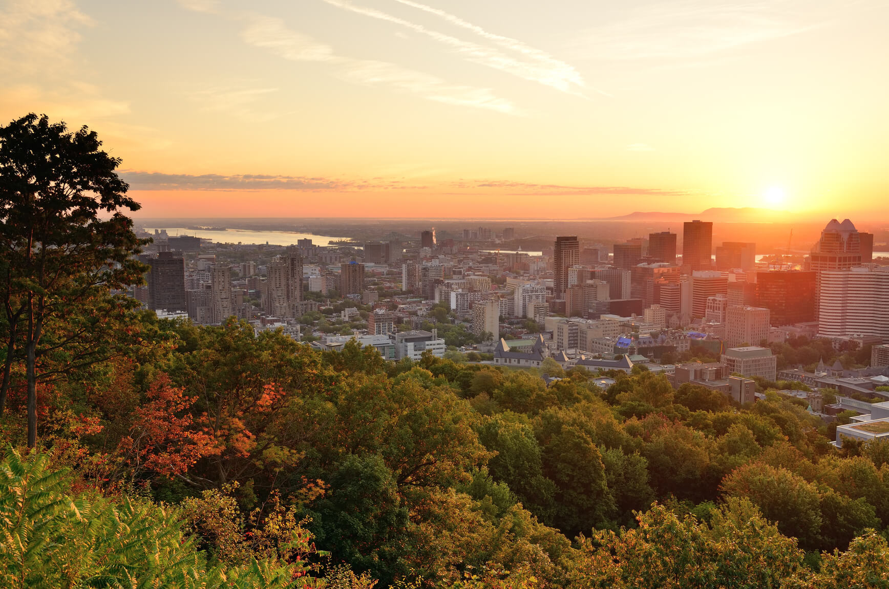 Non-stop from Paris, France to Montreal, Canada for only €281 roundtrip