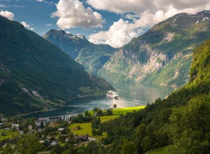 HOT!! Los Angeles to Oslo, Norway for only $269 roundtrip