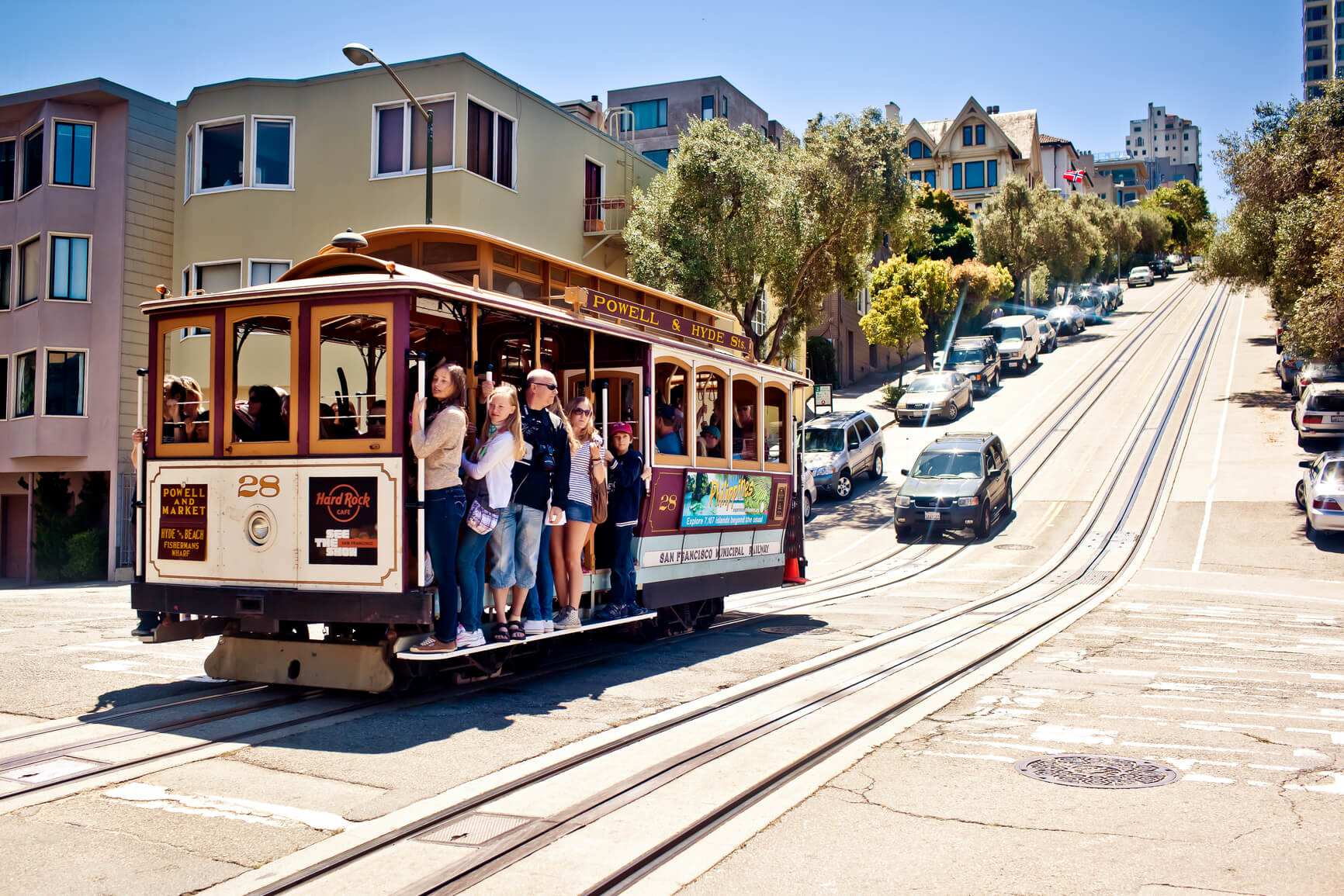 HOT!! Non-stop from Manchester, UK to San Francisco, USA for only £279 roundtrip