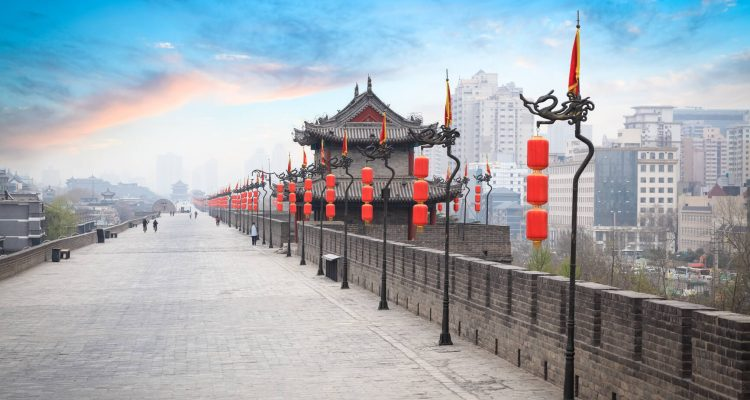 Expired Chicago To Xian China For Only 500 Roundtrip